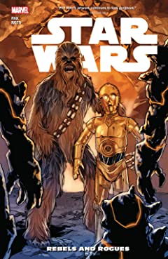 Star Wars Tome 12: Rebels And Rogues