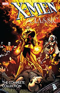 X-Men Classic: The Complete Collection Tome 2