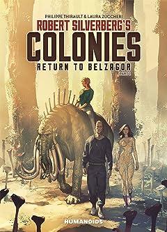 Robert Silverberg's COLONIES Vol. 1