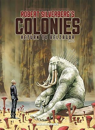 Robert Silverberg's COLONIES Vol. 2