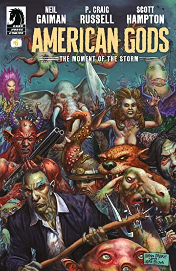 American Gods: The Moment of the Storm #6