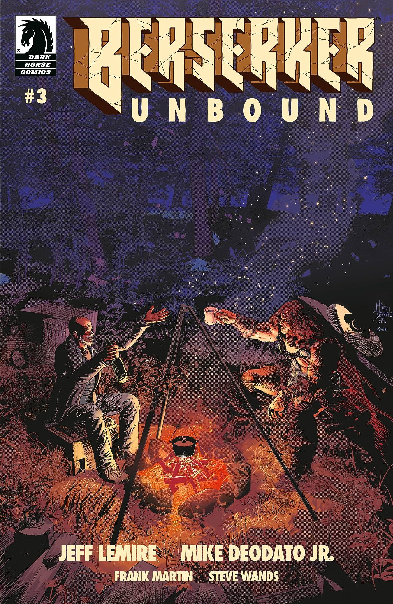Berserker Unbound No.3