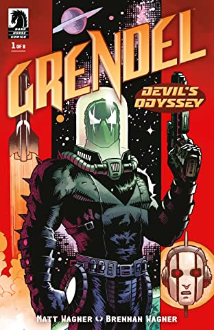 Grendel: Devil's Odyssey #1