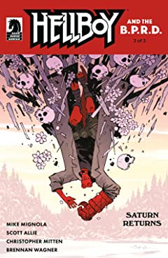 Hellboy and the B.P.R.D.: Saturn Returns #3