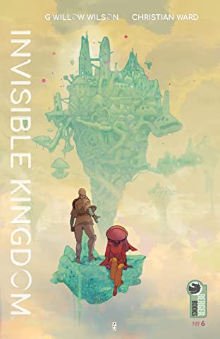 Invisible Kingdom #6
