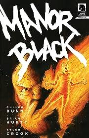 Manor Black #4