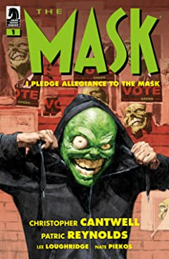 The Mask: I Pledge Allegiance to the Mask #1