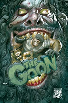 The Goon (2019-) #4
