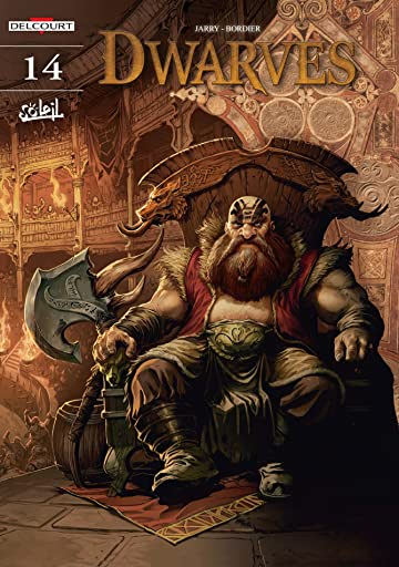Dwarves Vol. 14: Brum of the Exiles