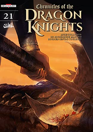 Chronicles of the Dragon Knights Tome 21: The Slaying Axe