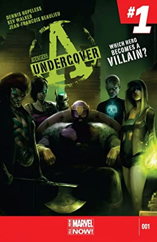 Avengers Undercover No.1