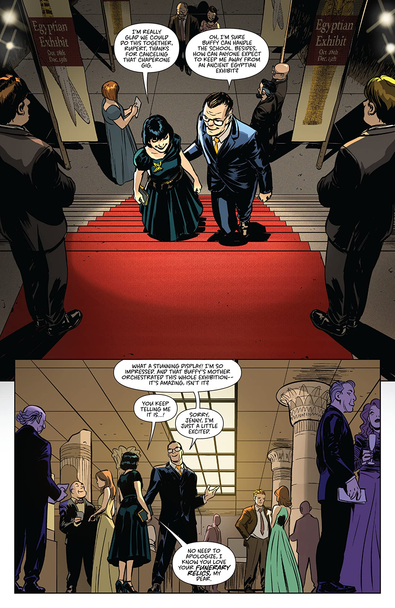 Buffy the Vampire Slayer No.8