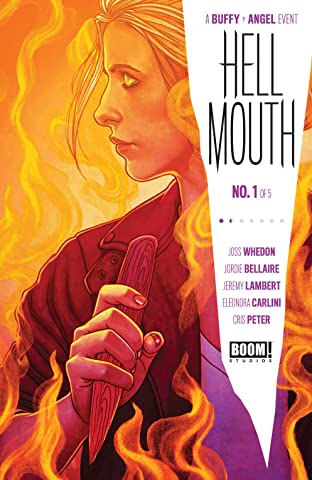 Buffy the Vampire Slayer/Angel: Hellmouth No.1