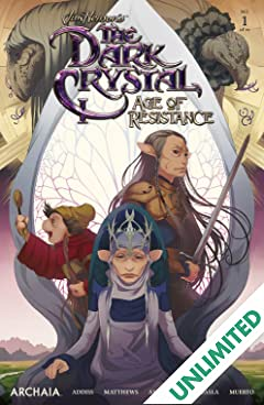 Jim Henson's The Dark Crystal: Age of Resistance #1