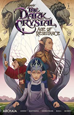 Jim Henson's The Dark Crystal: Age of Resistance No.1