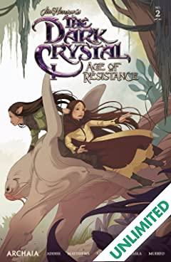 Jim Henson's The Dark Crystal: Age of Resistance #2
