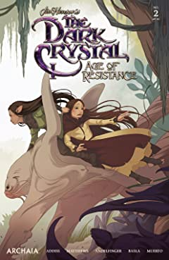 Jim Henson's The Dark Crystal: Age of Resistance No.2