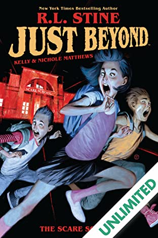 Just Beyond Vol. 1: The Scare School