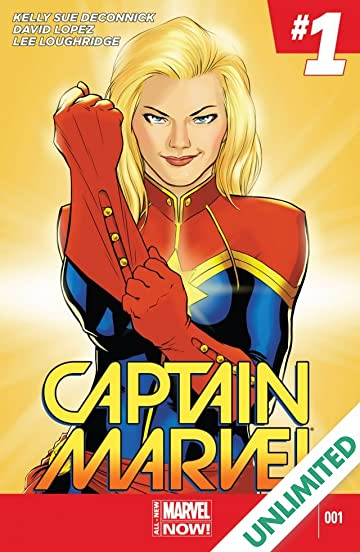 Captain Marvel (2014-2015) #1