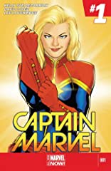 Captain Marvel (2014-) #1