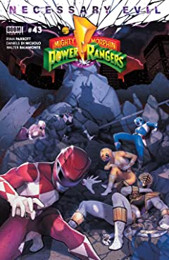 Mighty Morphin Power Rangers #43