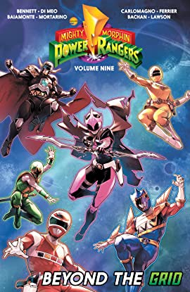 Mighty Morphin Power Rangers Vol. 9