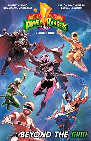 Mighty Morphin Power Rangers Tome 9
