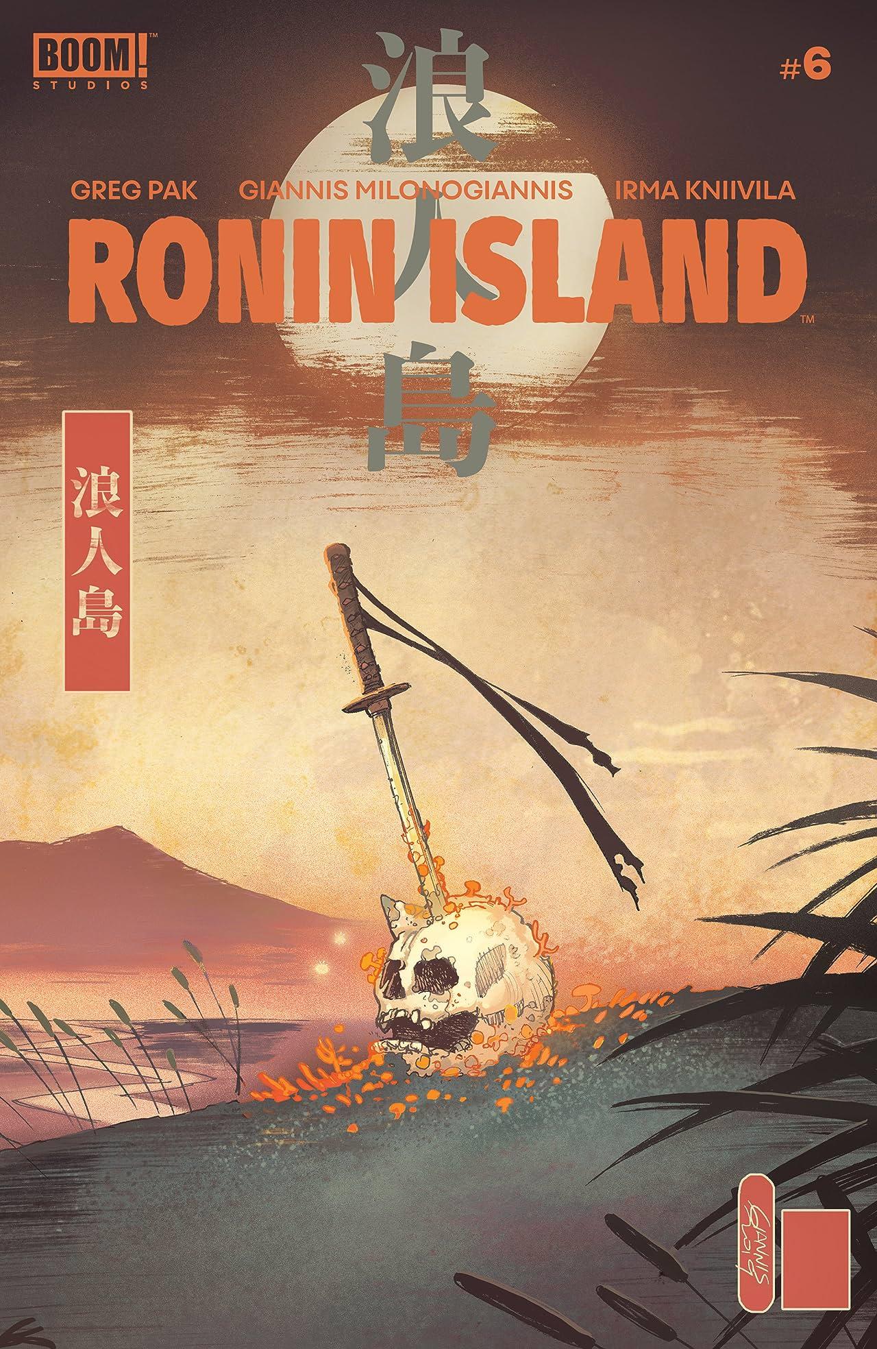 Ronin Island No.6