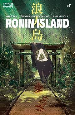 Ronin Island No.7