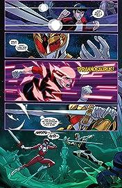 Saban's Go Go Power Rangers No.23