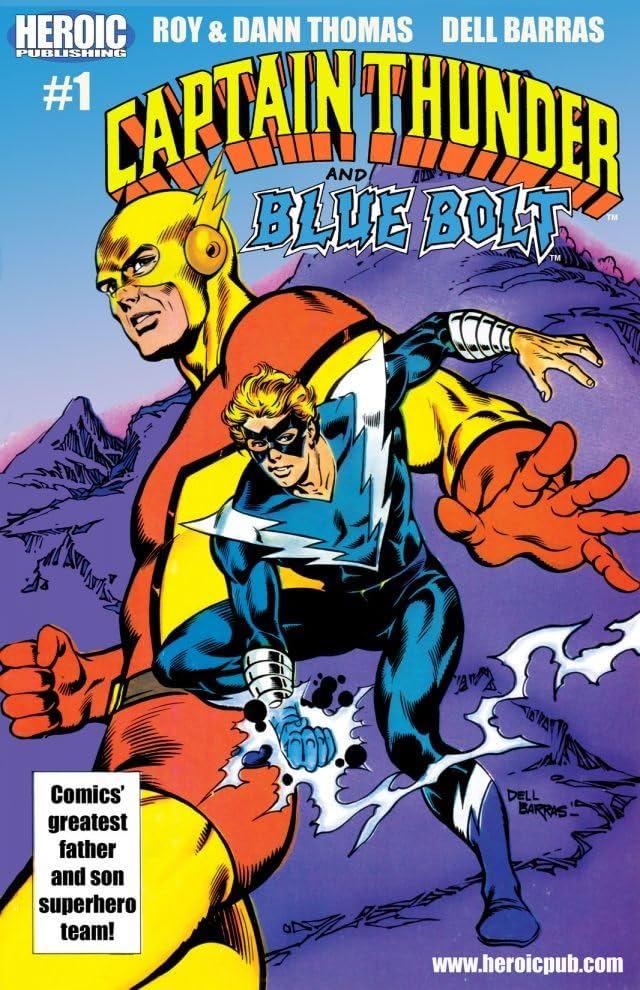 Captain Thunder and Blue Bolt #1