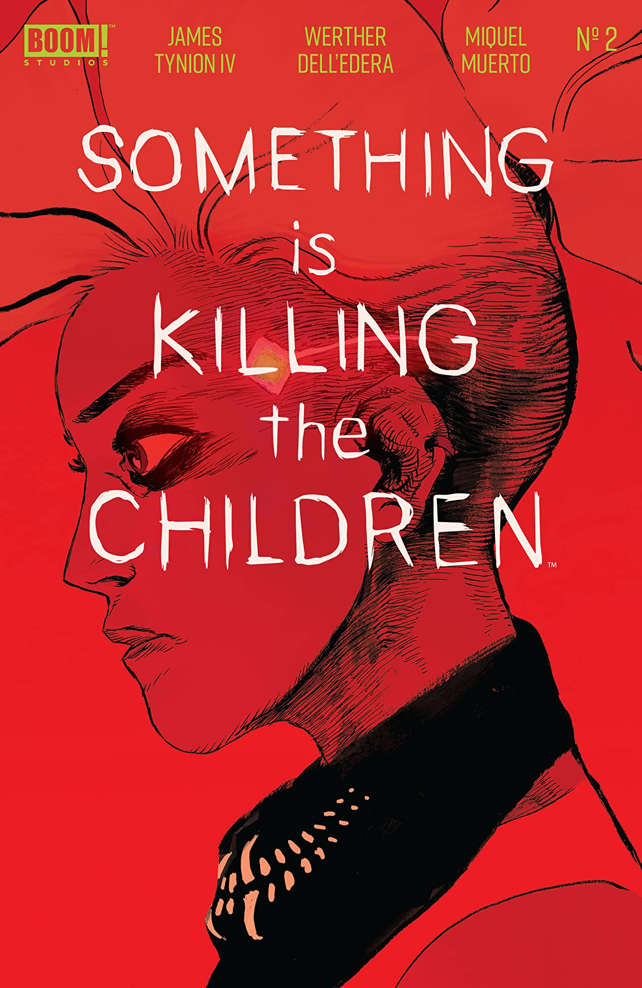 Something is Killing the Children No.2