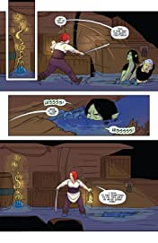 Raven The Pirate Princess Year 3: Monsters of the Deep #6