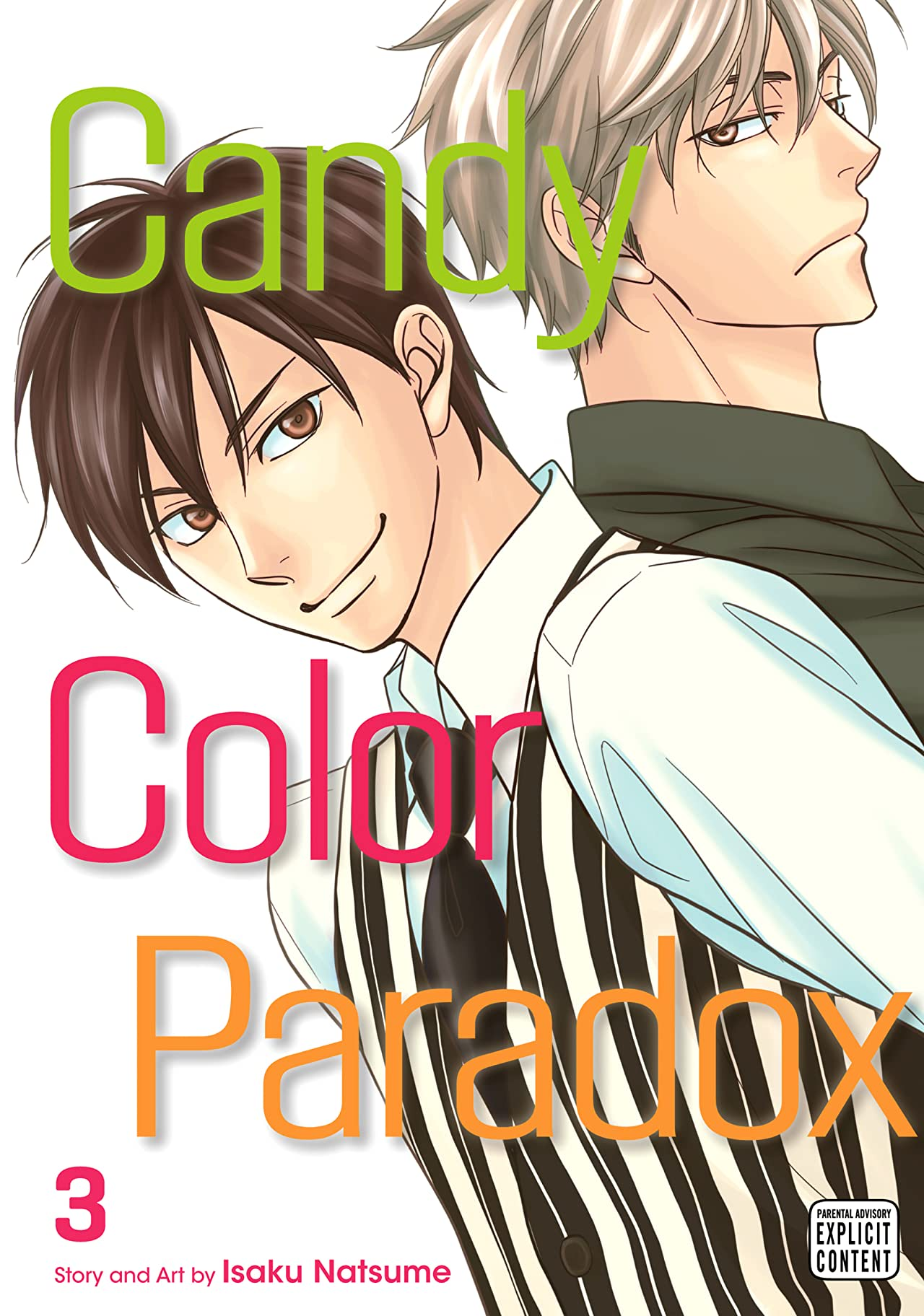 Candy Color Paradox Vol. 3