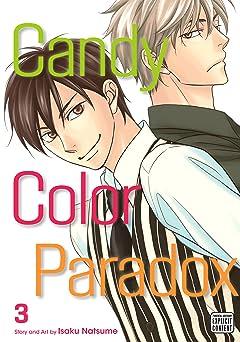 Candy Color Paradox Tome 3