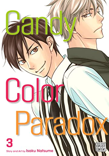 Candy Color Paradox Tome 3