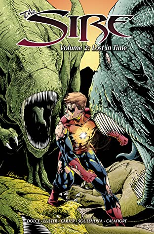 The Sire TPB Vol. 2: Lost In Time