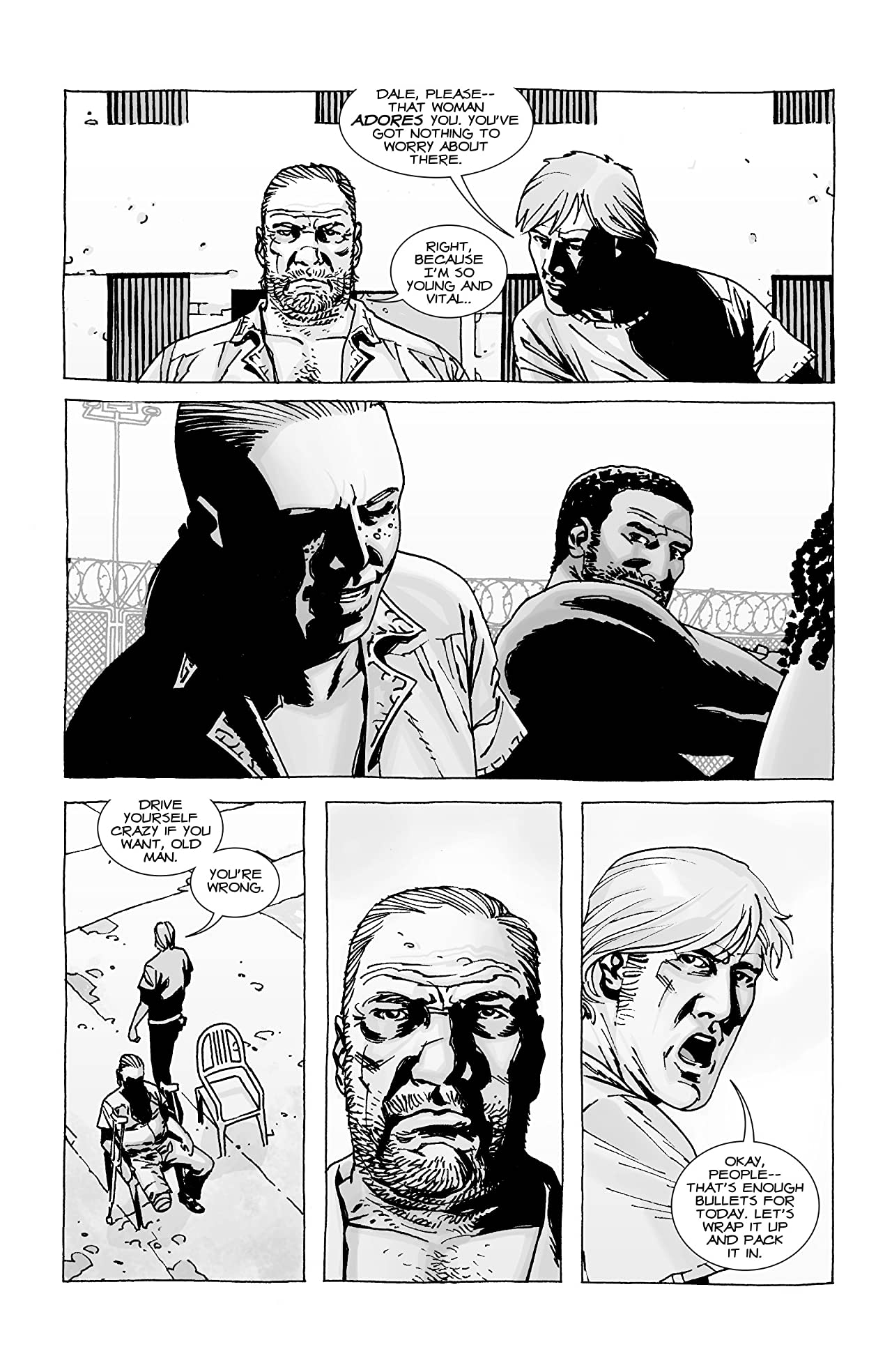 The Walking Dead #41