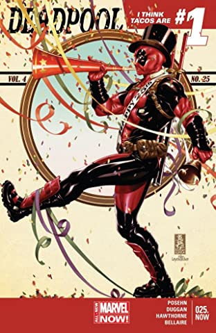 Deadpool (2012-2015) #25.NOW