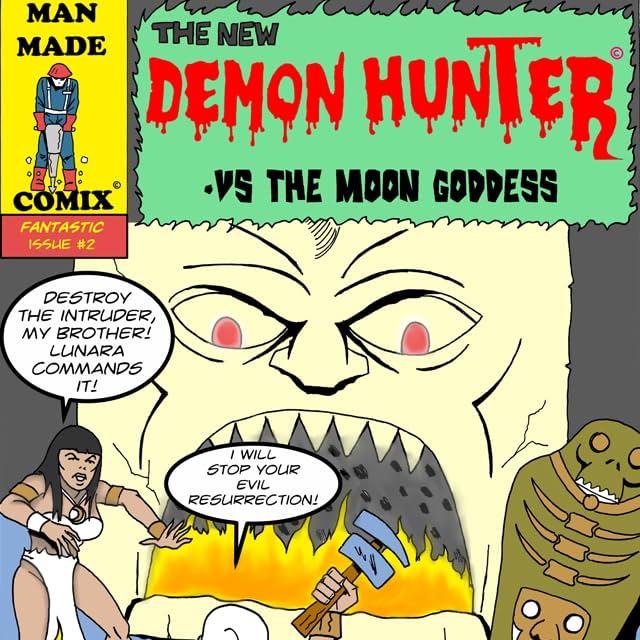 Demon Hunter #2