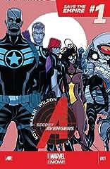 Secret Avengers (2014-) #1