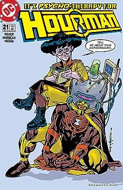 Hourman (1999-2001) No.21