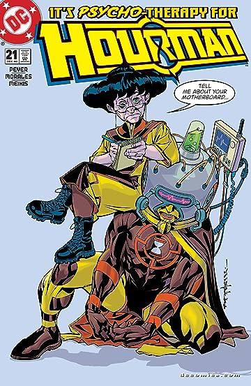 Hourman (1999-2001) #21