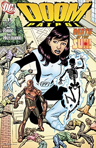 Doom Patrol (2004-2006) No.15