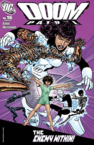 Doom Patrol (2004-2006) No.16