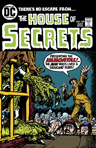 House of Secrets (1956-1978) No.109