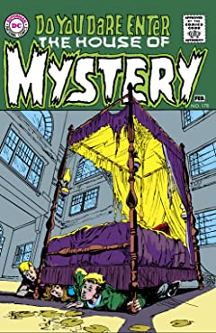 House of Mystery (1951-1983) #178