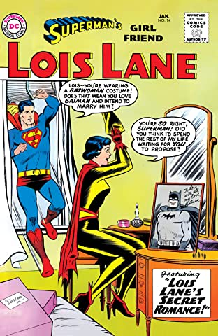 Superman's Girl Friend Lois Lane (1958-1974) No.14