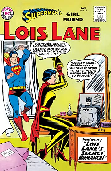 Superman's Girl Friend Lois Lane (1958-1974) #14