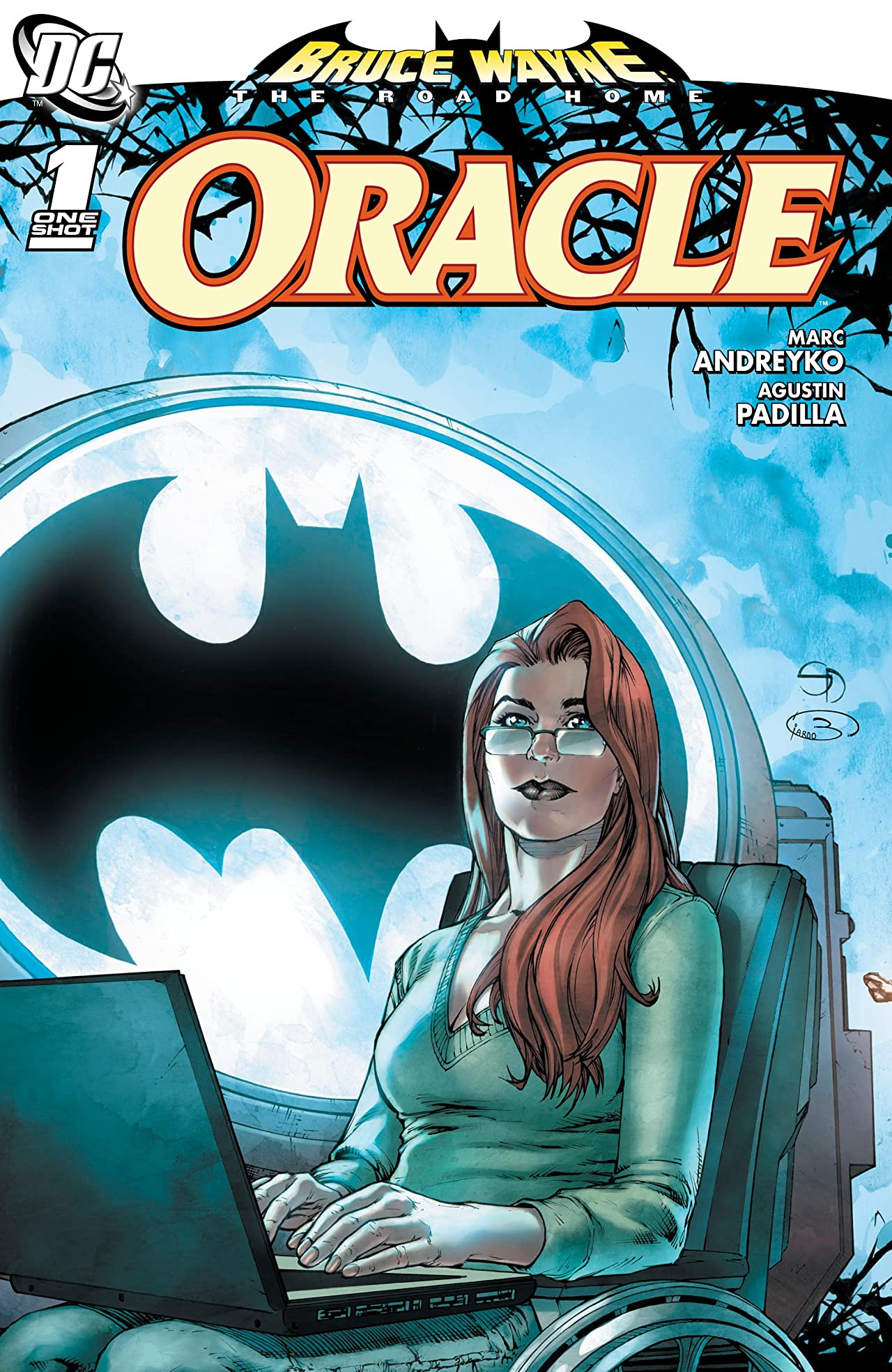 Bruce Wayne: The Road Home: Oracle (2010) No.1